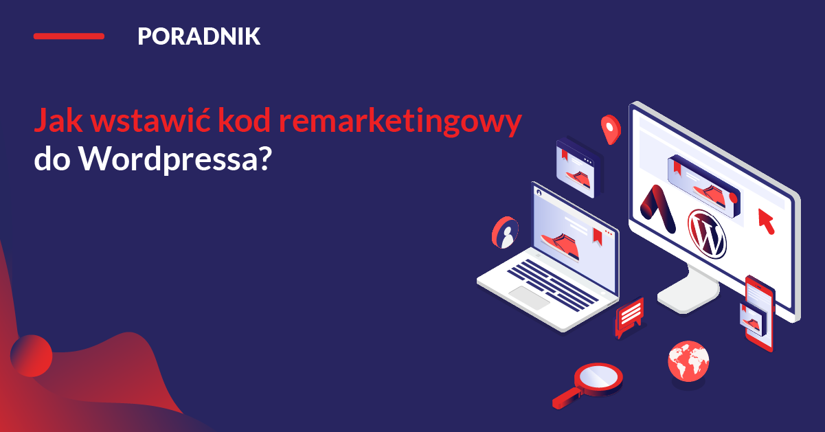 Kod remarketingowy w WordPress